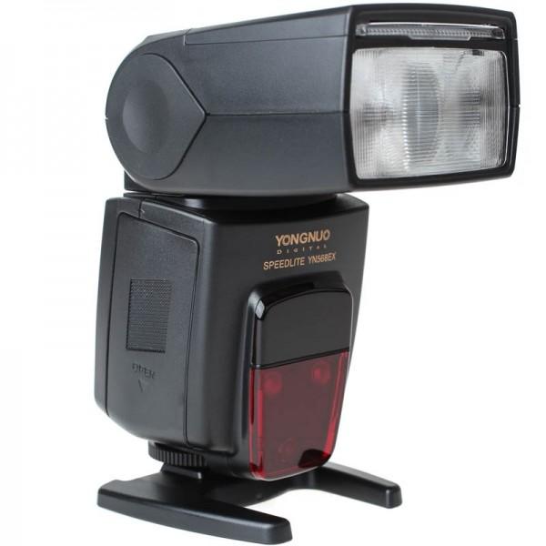 Yongnuo Blitzgerät Speedlite YN568EX TTL mit HSS-Funktion für Nikon