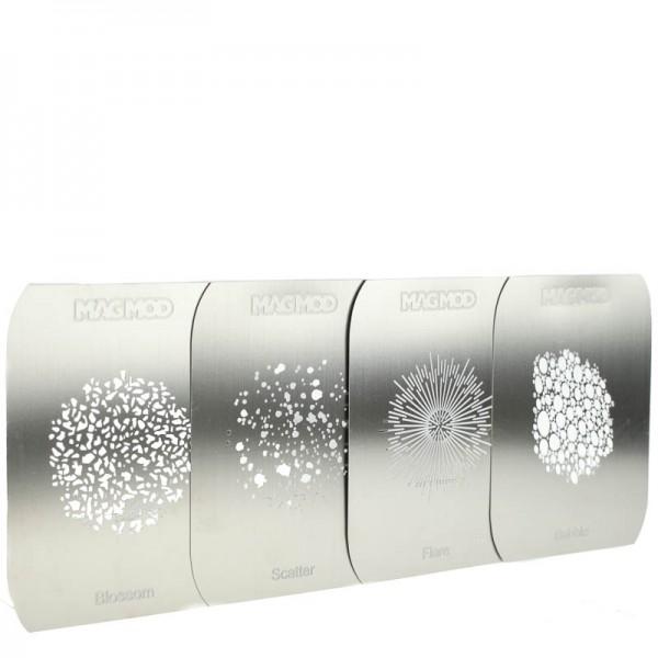 MagMod MagMasks Pattern 2 Gobo-Masken-Set für MagBeam-Aufsteckblitz-Lichtformer