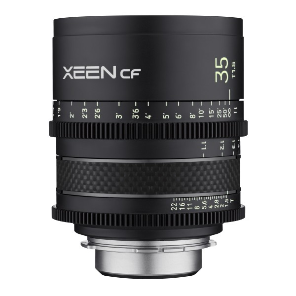 XEEN Objektiv CF Cinema 35mm T1,5 PL Vollformat