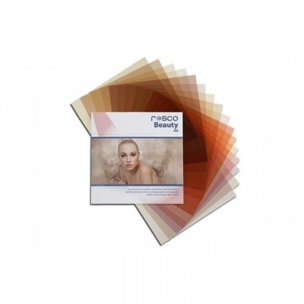 Rosco Filterset, Beauty Kit, 30 x 30 cm
