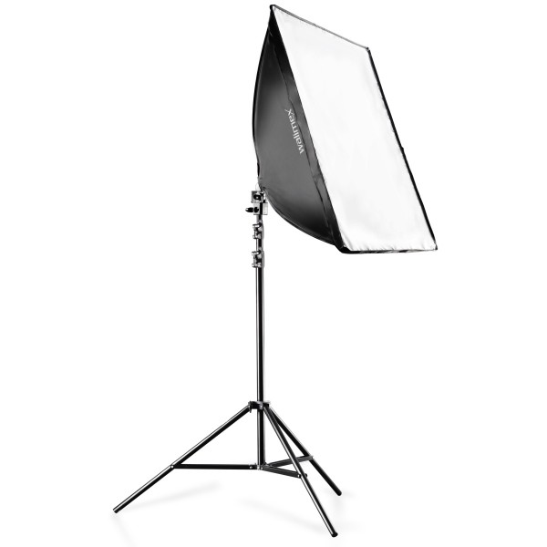 Walimex Daylight-Set 250+Softbox, 40x60cm
