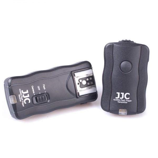 JJC JF-U1 30m Funk-Fernauslöser inkl. Empfänger