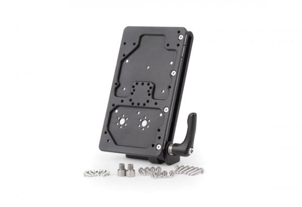 Wooden Camera Battery Slide - V-Mount / Gold-Mount Battery Basisplatte