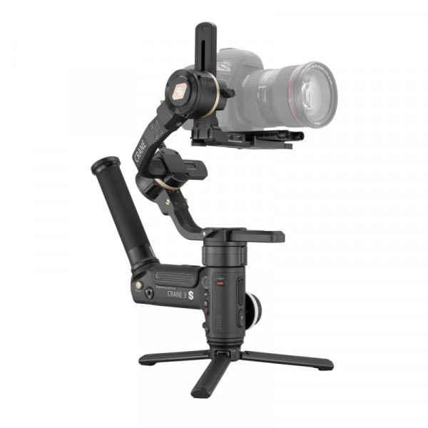 Zhiyun Crane 3S-E (Spiegelreflexkamera, Systemkamera bis 6.50kg)