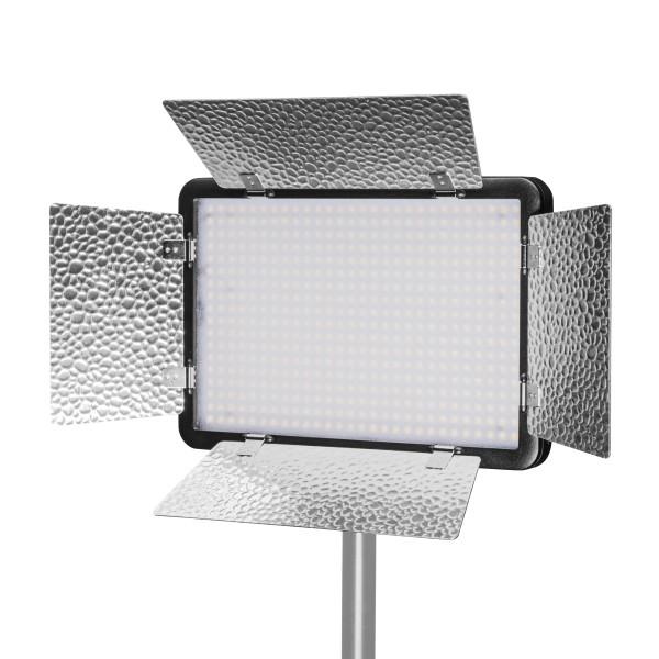 Walimex Pro Flächenleuchte LED 500 Versalight Bi Color