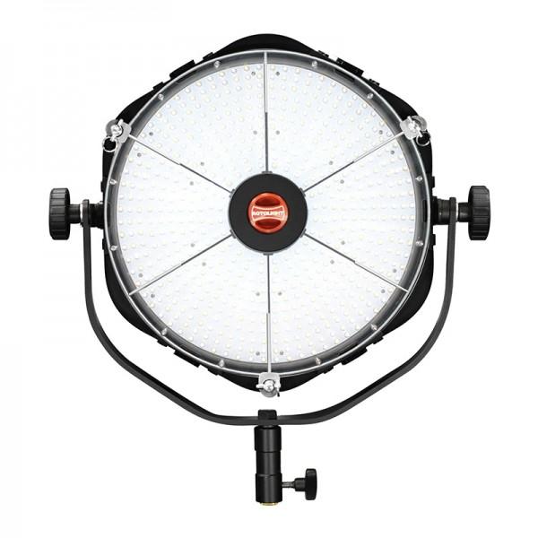 Rotolight Anova Pro LED-Flächenleuchte Bi-Color mit 3150-6300 Kelvin und 5811 Lux (0,9 m)