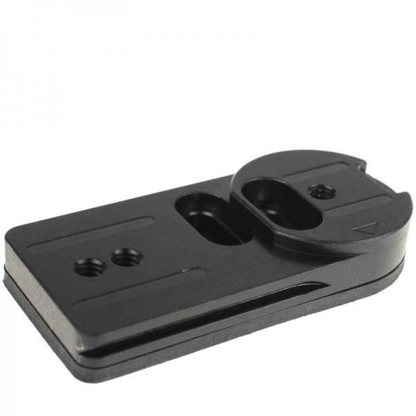 Cotton Carrier Stativadapter zum Anbringen einer Kamera an nahezu jedem Stativ - Arca-Swiss kompatib