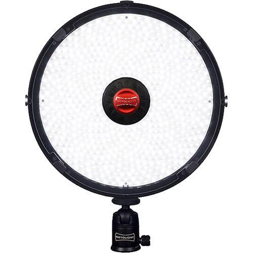 Rotolight Aeos LED-Videoleuchte Bi-Color mit 3150-6300 Kelvin und 5700 Lux (1,0 m)