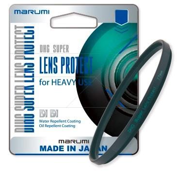 Marumi DHG Super UV L390 MC UV-Filter 82 mm mit Mehrschichtvergütung