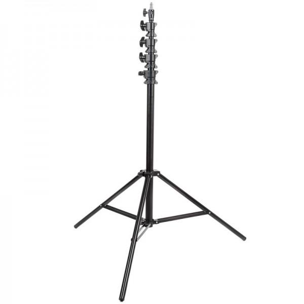 Quenox Lampenstativ 120-460 cm mit Luftdämpfung