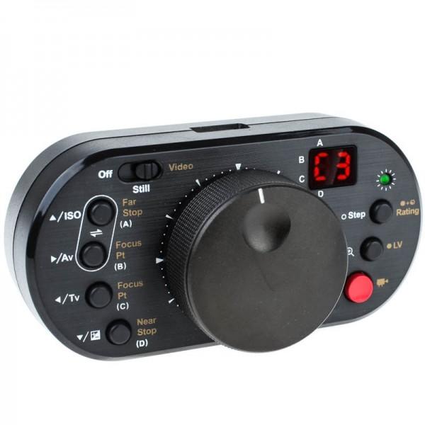 Aputure V-Control Elektronische Schärfezieheinrichtung für Canon EOS DSLR-Kameras
