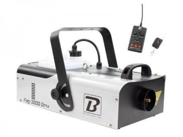 Boomtone DJ Nebelmaschine FOG 3000 DMX