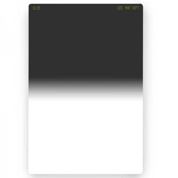 Lee Filters Grauverlaufsfilter ND 0,9 (+3 Blenden) Soft Grad für 100mm-Filterhalter