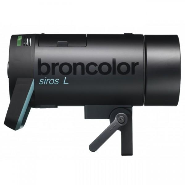Broncolor Siros 400L Akku-Kompaktblitzgerät WiFi / RFS 2.1 inkl. Flash Bag 1.1
