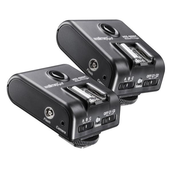 Walimex Pro Wireless TTL Trigger HSS 8000C für Canon