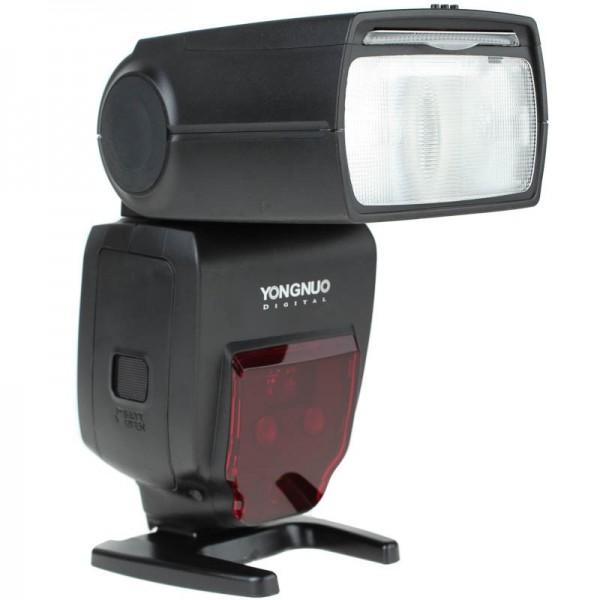 Yongnuo Speedlite YN685 Blitzgerät für Canon mit ETTL, HSS, SCS, integriertem Funk-Empfänger und Gru
