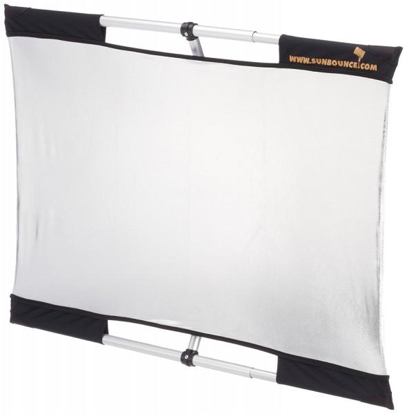 Sunbounce Micro-Mini Reflektor Kit, 60 x 90 cm, silber / weiss