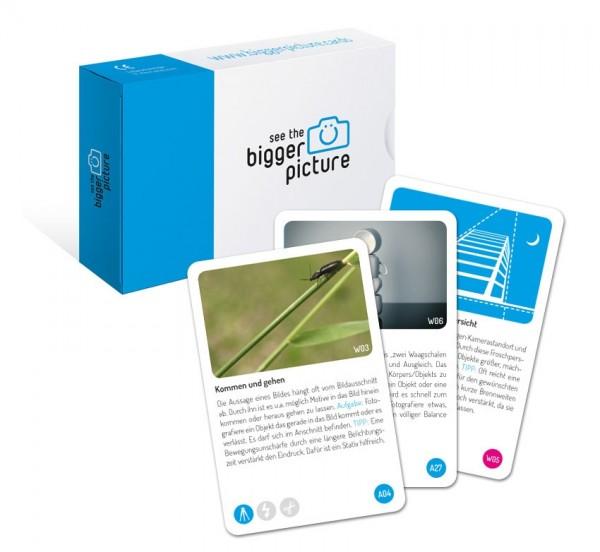 Bigger Picture Foto-Lernkarten Basis-Edition