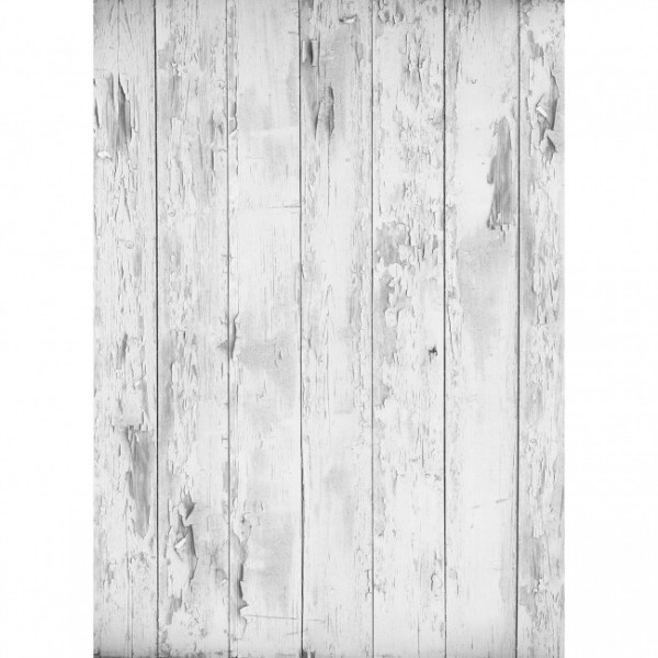 Westcott Vinyl Hintergrund 5' x 7' Distressed Wood Mist Backdrop 150 x 210 cm