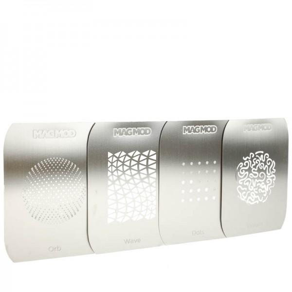 MagMod MagMasks Pattern 1 Gobo-Masken-Set für MagBeam-Aufsteckblitz-Lichtformer