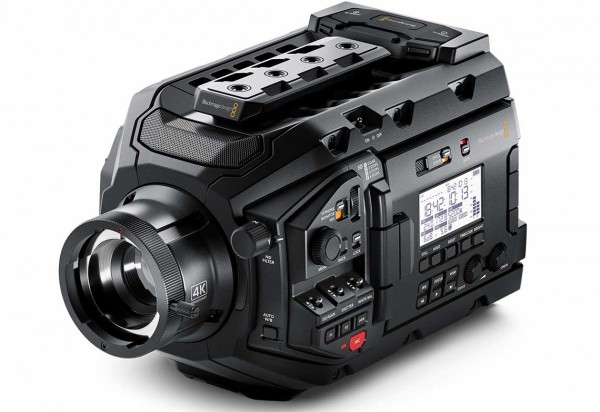 Blackmagic 4K Kamera Design URSA Broadcast