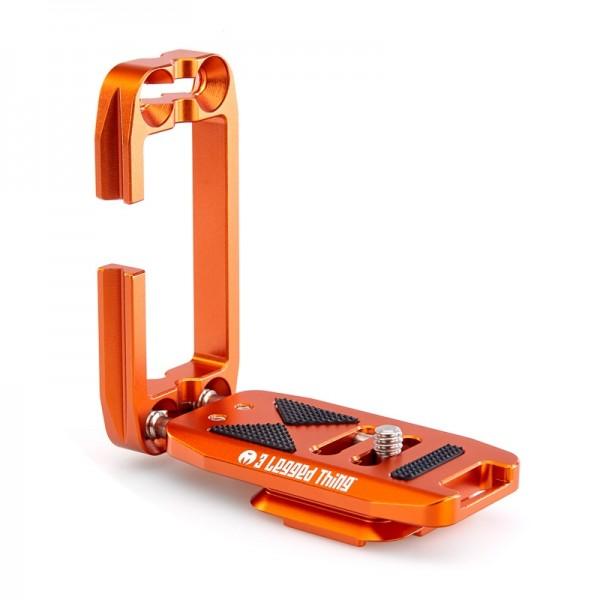 3 Legged Thing ELLIE SHORT Copper (Kupferfarben) kurzer universeller L-Winkel kompatibel mit Peak De