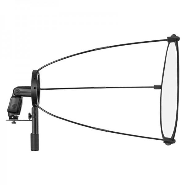 Westcott LunaGrip Kit Lichtformer-Set für Aufsteckblitze