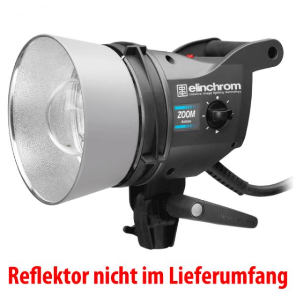 Elinchrom Studio-Blitzkopf für GENIS -Zoom Action
