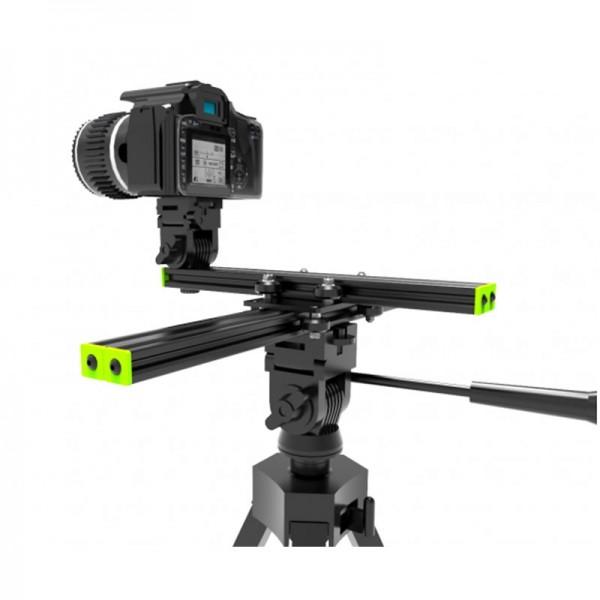 RatRig X-Slider Kreuz-Einstellschlitten zum Bewegen der Kamera in 4 Richtungen