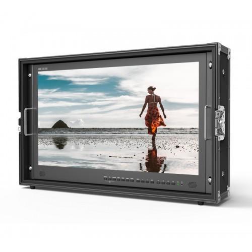 """Lilliput BM280-12G 28"""" 4K-Videomonitor mit HDMI & 12G-SDI im Case"""