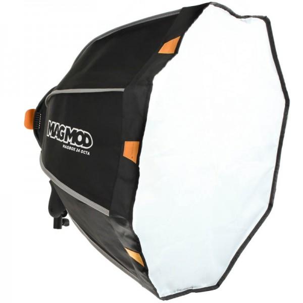 Magmod MagBox 24 Starter Kit für Aufsteckblitze -Set mit Softbox inkl. Diffusor, MagRing und MagShoe