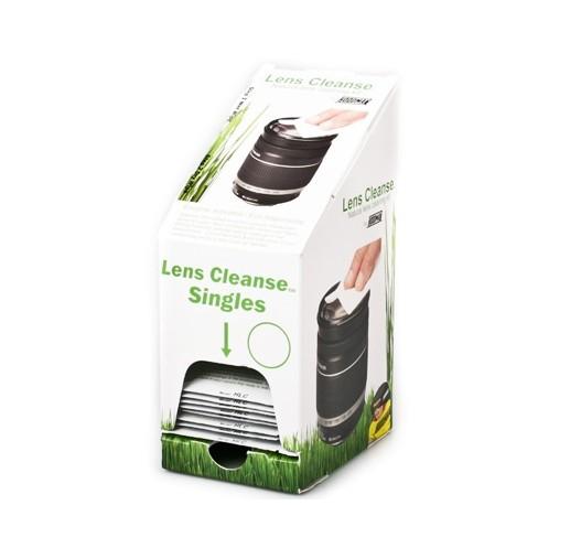 24x Lens Clean Wet & Dry Reinigungstücher
