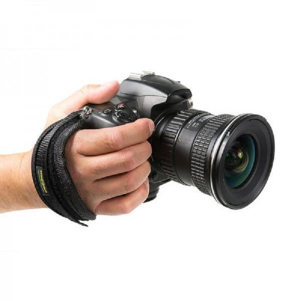 Cotton Carrier Handschlaufe für DSLR-Kameras und spiegellose Systemkameras - inkl. Arca-Swiss kompat