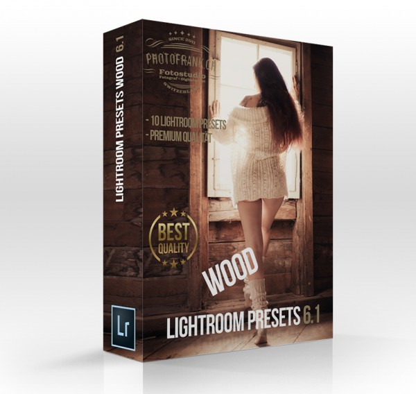 Lightroom Presets - Wood 6.1