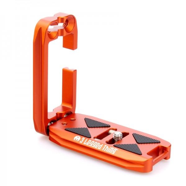 3 Legged Thing ELLIE Copper universeller Schnellwechselwinkel kompatibel mit Arca - kupferfarben