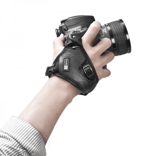 Matin Adria 06 Leder-Handschlaufe für DSLR-Kameras