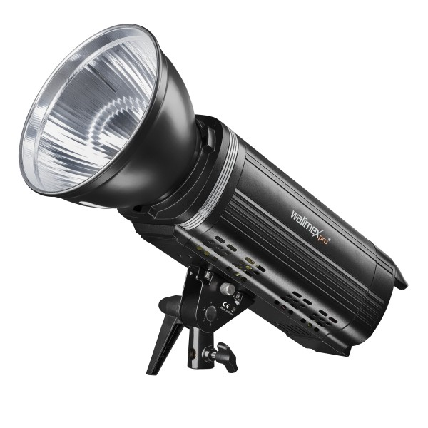 Walimex Pro LED Foto Video Studioleuchte Niova 200 Plus Daylight 200 Watt