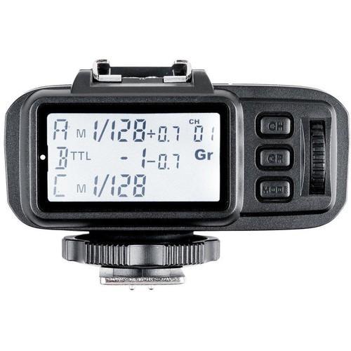 Godox X2T-C, Canon TTL Transmitter (Sender),BT