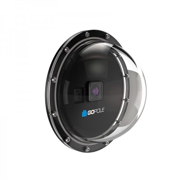 GoPole Dome Pro Tauchlinse für GoPro Hero 5/6/7 und Hero (2018)
