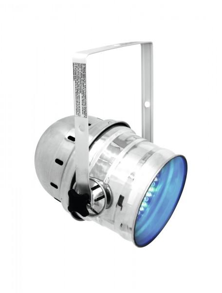 EUROLITE PAR-Scheinwerfer mit 183 LEDs in den Farben Rot, Grün und Blau