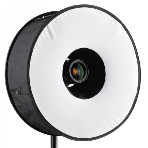RoundFlash Magnetic Black Ringblitz-Diffuser Softbox 45 cm