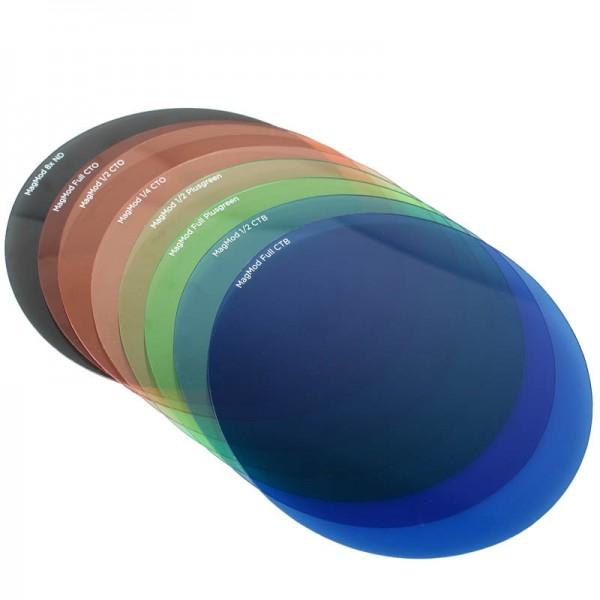 MagMod MagBox Correction Gels - Farbkorrektufilter