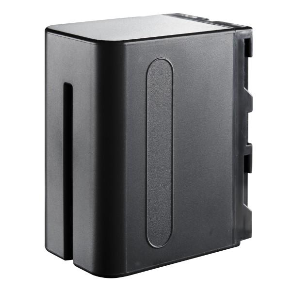 NP-F 960 Li-Ion Akku für Sony 6600mAh 7,4V 48,8Wh