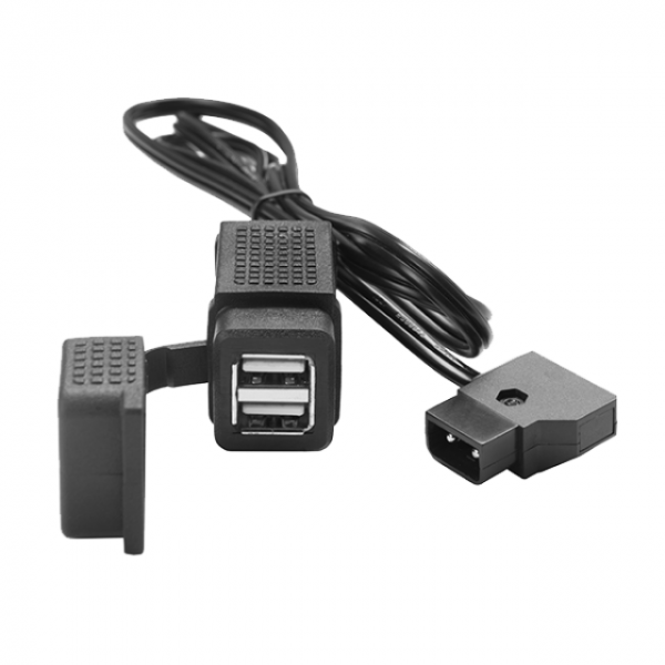 Tether Tools D-Tap to USB Power Converter