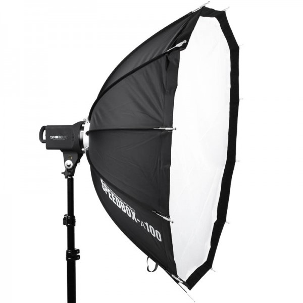 SMDV Speedbox-A100 Dodecagon-Softbox für Studioblitz 100 cm zwölfeckig