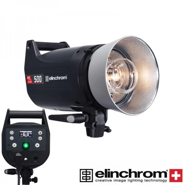 Elinchrom Kompakt-Blitzgerät ELC Pro-HD 500