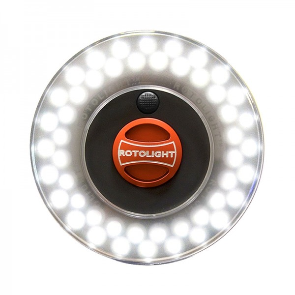 Rotolight RL48 Creative Colour Kit V2 LED-Ringleuchte 242 Lux mit Farbfilter-Set inkl. Transporttasc