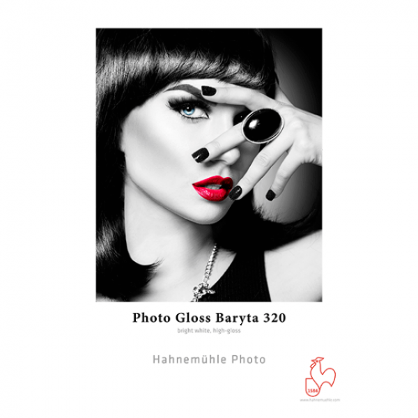 Hahnemühle Photo Gloss Baryta 320gm2 A3 - 25 Blatt