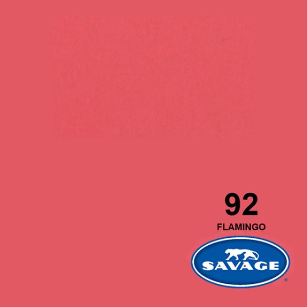 Savage Flamingo Papier 11 x 2.72 m Hintergrund Rolle