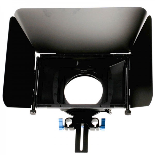 Profi Matte Box kompakt - für 15mm DSLR Rig System